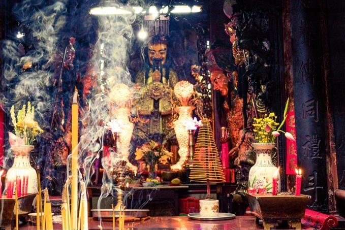 Things to do in Ho Chi Minh City - Jade Emperor Pagoda