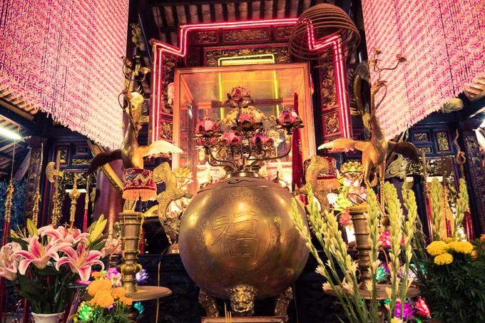 Can Tho City: Binh Thuy Temple