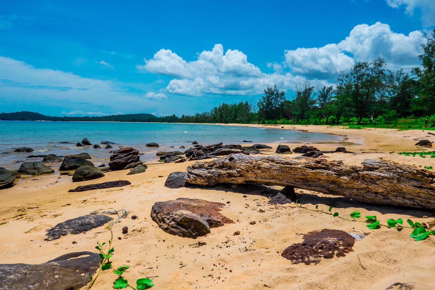 Phu Quoc Travel Guide - Cua Can Beach