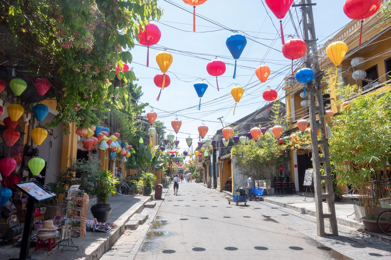 Hoi An Highlights - Hoi An Ancient Town Streets