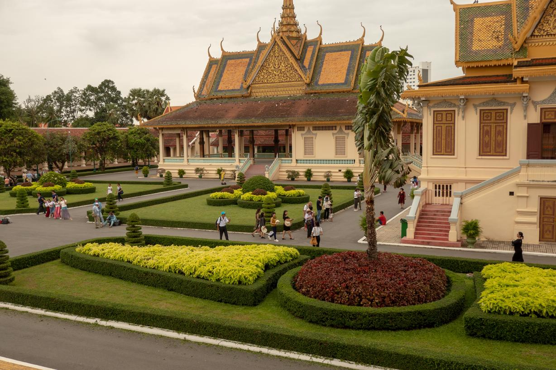 Royal Palace Phnom Penh Dress Code Cambodia