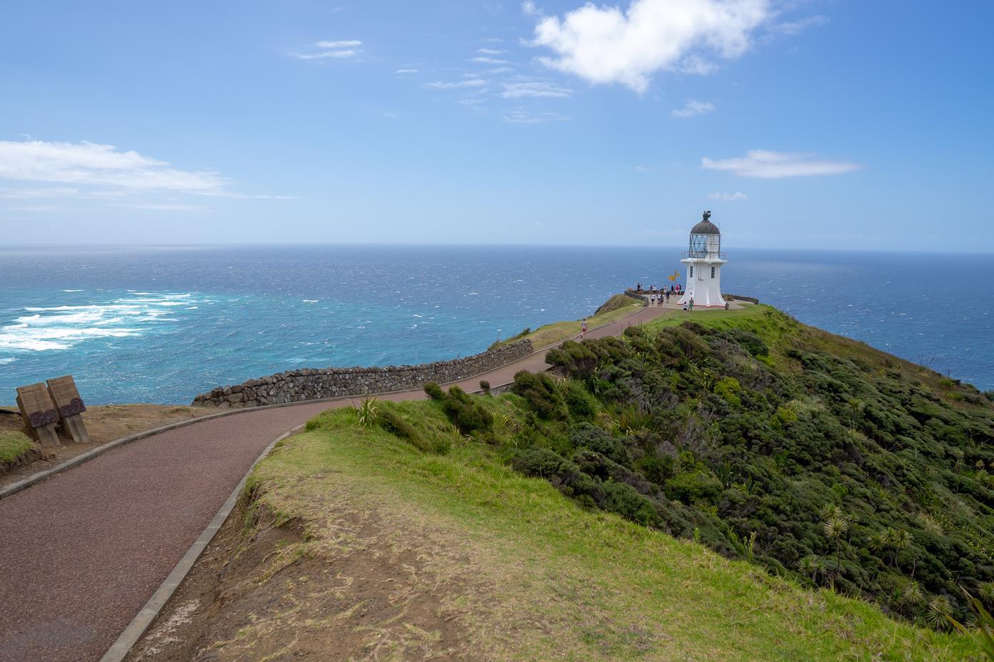 North Island New Zealand Highlights - Cape Reinga Lighthouse