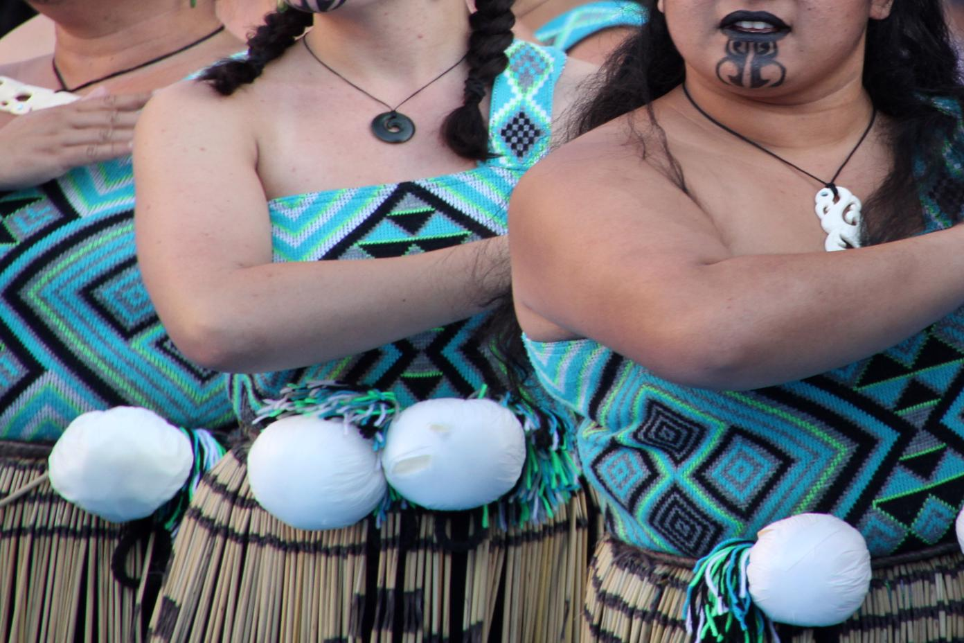What is the best Maori Experience Rotorua? Maori performers in traditional attire