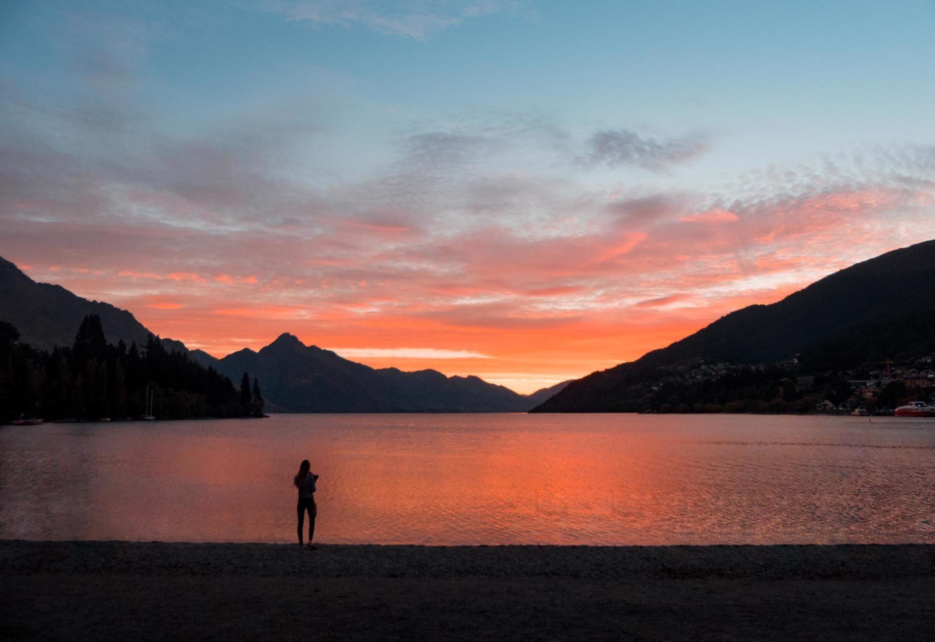 Things to do in Rotorua New Zealand include beautiful lakes