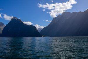 cliffs of Milford Sound