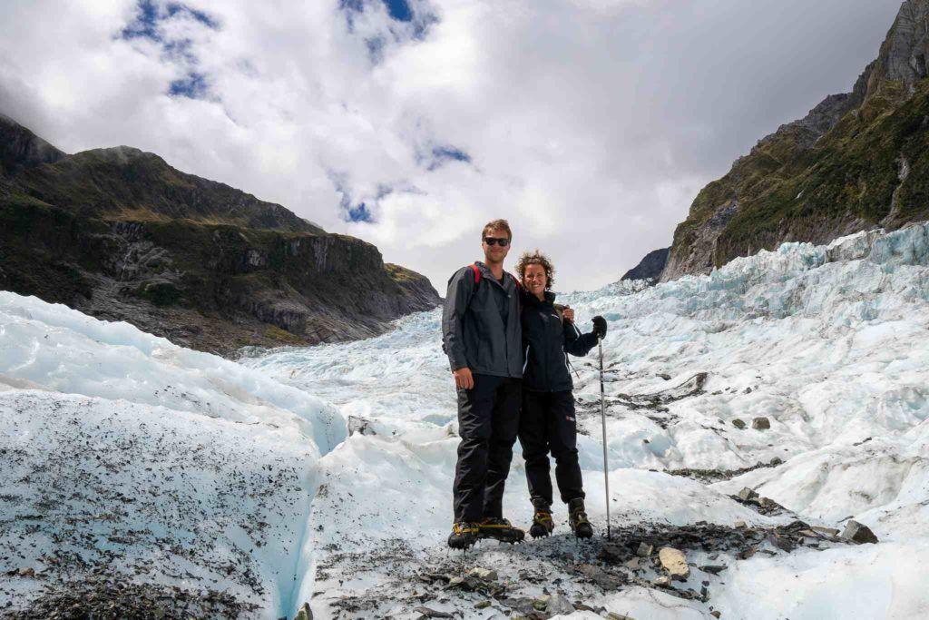 Campervanning New Zealand in Winter - Fox Glacier