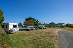 Where can i park my campervan in New Zealand? Freedom camping grounds